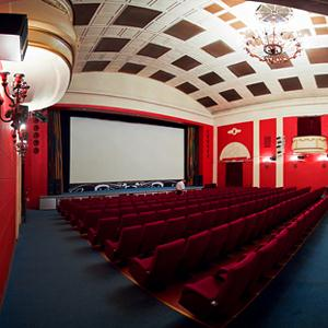 Кинотеатры Кашар