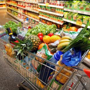 Магазины продуктов Кашар