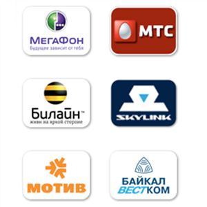 Операторы сотовой связи Кашар