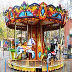 Парки культуры и отдыха Кашар