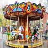Парки культуры и отдыха в Кашарах