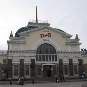 Железнодорожные вокзалы Кашар